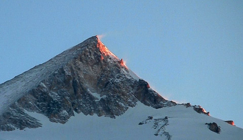 Alpinisme PAKISTAN Gasherbrum II (8035 m)