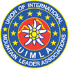 Logo Union Internationale des Associations des Accompagnateur en Montagne (UIMLA)